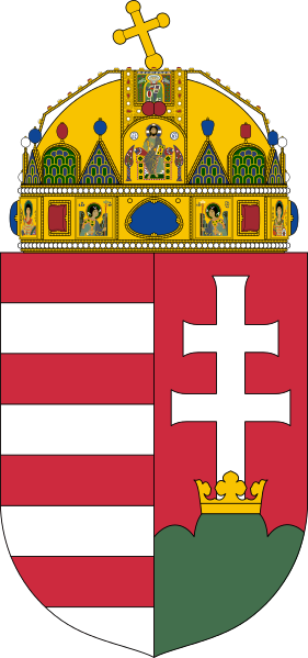 Coats of Arms of Hungary